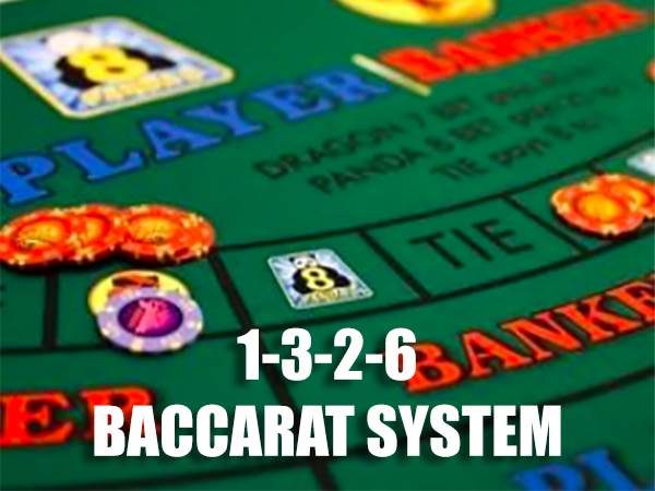 1-3-2-6 betting system baccarat forum sports betting new jersey lawsuit settlement